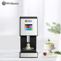 WiibooxSweetin Intelligent Sliver Home DIY 3D Desktop Food Chocolate Printer 60ML