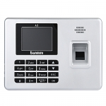Danmini A3 Self-service Fingerprint Machine – SILVER US PLUG
