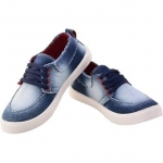 Axter Footwear Men Blue-629 Casual Shoes