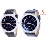 Kajaru KJR-29-31 Modern Colletion Combo Watch – For Men