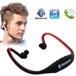 Wireless Bluetooth Headphone BS19 In the Ear Sports Headphones