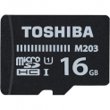 Toshiba (Class 10/ MicroSDHC/ 16 GB/ 100 mbps) Memory Card With Manufacturer Warranty Of 5 Years