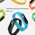 Bentag M2 Smart Fitness Band With Heart Rate Sensor/Pedometer/Sleep Monitoring Functions
