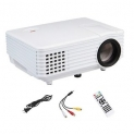 HIGH SPEED FULL HD RD805 LED PROJECTOR BEST DIGITAL CINEMA EXPERIENCE