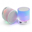 Khulja Simsim Led Magic S10 Portable speaker- Multicolor