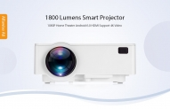 Alfawise A8 Smart Projector – ANDROID VERSION