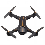 TIANQU VISUO XS812 GPS 5G WiFi FPV RC Drone RTF HD Camera – BLACK 720P CAMERA, 1 BATTERY