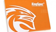 kingSpec P3 128GB 2.5 inch SATA 3.0 Solid State Drive SSD – MANGO ORANGE
