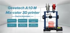 Geeetech A10M Mix-color 3D Printer