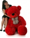 Click 4 Best deal 4 Feet Very Beautiful High Quality For Someone Special Valentine & Birthday Gift