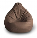 Classic XL Bean Bag Cover in Brown Color