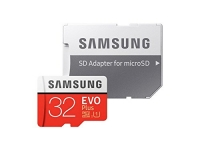 Samsung 32 GB evo plus 95 mbps MicroSDXC Memory Card Class 10 with (SD Adapter)