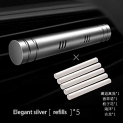 car air freshener Auto outlet perfume Vent air freshener in the car Air Conditioning Clip Magnet Diffuser solid perfume