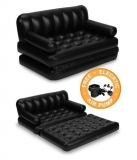 5 in 1 Adjustable Inflatable Air Bed Cum Sofa/Sofa Set/Sofa Cum Bed/Sofa Sets, Sofa/Sofas With free electric Air Pump