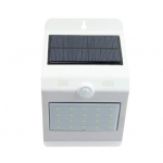 Waterproof Smart Solar Lamp Auto On/Off Outdoor Lighting