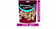 Glomin Roasted Salted Pistachios 250 G 1Pc