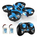 JJRC H36 Mini RC Drone – BLUE STANDARD VERSION