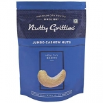 Nutty Gritties Roasted Salted Cashews 80G