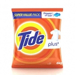 Tide + with Extra Power Lemon & Mint Detergent Washing Powder – 1kg Pack new
