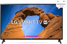LG 108 cm (43 inch) 43LK5760PTA Full HD Smart LED TV