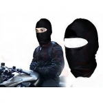 Stretchable Balaclava Face Mask for Bike Riding Comfort – Black Colour
