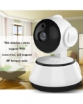 HD 720P Wireless Hotspot Pan Network IP Tilt Camera