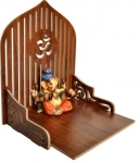 7CR OM Shine-2127 Solid Wood Home Temple