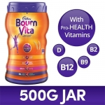 Cadbury Bournvita Chocolate Health Drink 500 gm Jar