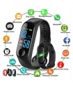M3 Smart Band With Heart Rate Sensor Features And Many Other Impressive Features, Water Proof Or Sweat Free