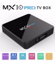 MX10 PRO TV Box with Digital Display