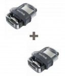 SanDisk 16GB USB 3.0 OTG Pendrive (Combo of 2)