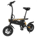 Ziyoujiguang T18 15.74 Inch Folding Electric Bicycle