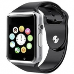 A1 Bluetooth Smart Watch Compatible with All 3G, 4G Phone with Camera