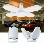 60W Universal Deformable Foldable Garage Lamp