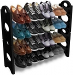 Only at Rs. 337 Plastic Collapsible Shoe Stand