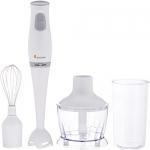 Solimo 200-Watt 3-in-1 Hand Blender with Blending Jar