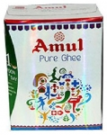 Amul Pure Veg . Cow Ghee 1 L (Pack of 1)