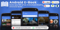 Android EBook App (Books App, PDF, ePub, Download Books, Paid book, payment gateway)  admin panel