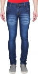 Ansh Fashion Wear  Regular Men Blue Jeans