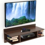 Only at Rs. 809 Tv Setup Box & Remote Stand Wall Shelf