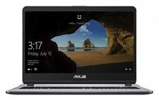 ASUS X507 ( Core i3-7th Gen /8 GB) Thin and Light