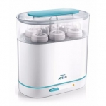 Avent 3-in-1 Electric Steam Sterilizer – Capacity 6 bottles
