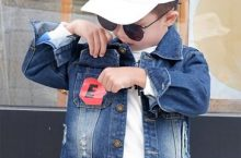 Only at Rs. 949 Full Sleeves Denim Jacket