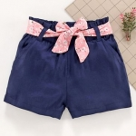 Only at Rs. 258 Babyhug Shorts with Floral Print Waist Band