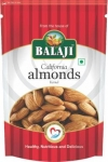 Balaji Premium Raw Almonds  (200 g)