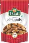 Only at Rs. 205 Balaji Premium Almonds  (200 g)