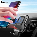 Baseus Qi Car Wireless Charger Intelligent Infrared Fast