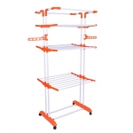 Extra-Large 4 Level Modular Cloth Drying Stand