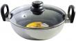 Black Diamond Kadhai Stainless Steel Nonstick Cook