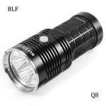 Multiple Operation Procedure Super Bright LED Flashlight